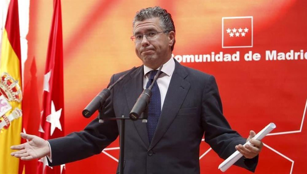 El senador popular Francisco Granados