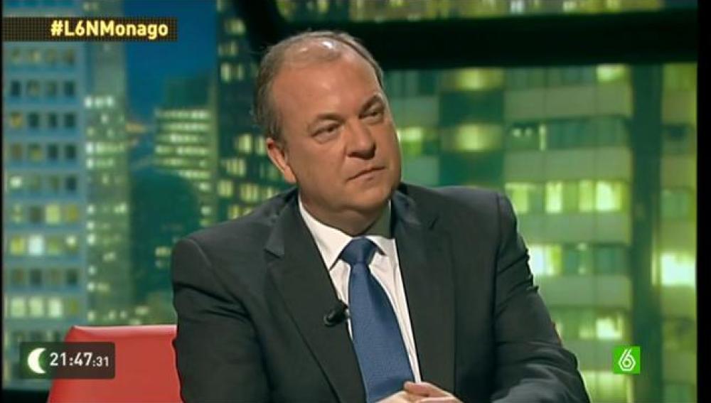José Antonio Monago, presidente extremeño