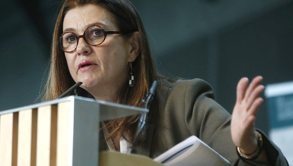 La presidenta del Círculo de Empresarios, Mónica de Oriol