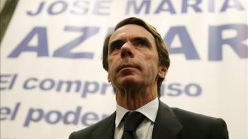 José María Aznar en una imagen de archivo
