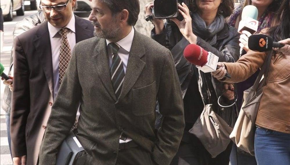 El exdiputado de CDC Oriol Pujol