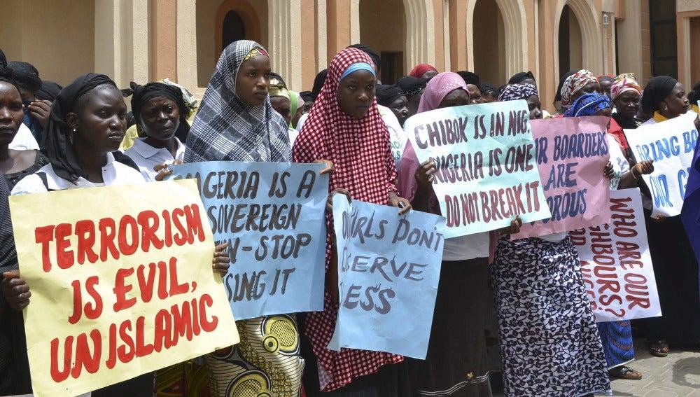 Boko Haram exige 800 vacas para liberar a las 20 mujeres secuestradas