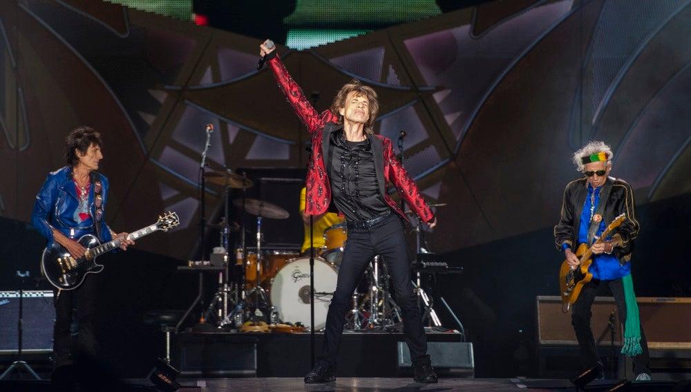 Los Rolling Stones en Madrid