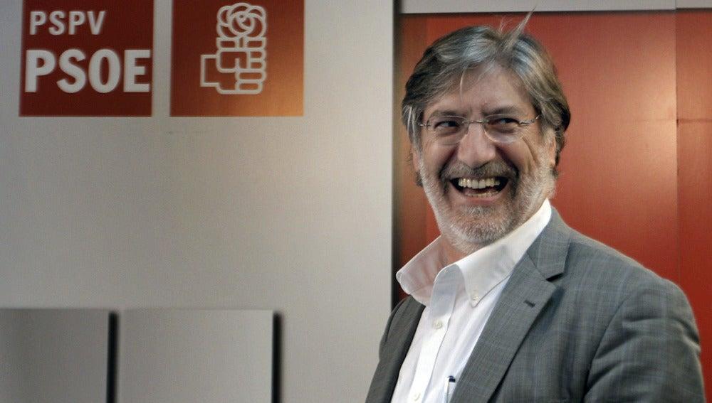 El excandidato a la Secretaría General del PSOE, Jose Antonio Pérez Tapias