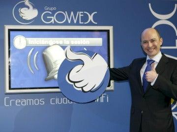 Fundador de Gowex, Jenaro García
