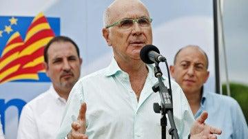 El líder de UDC, Josep Antoni Duran Lleida