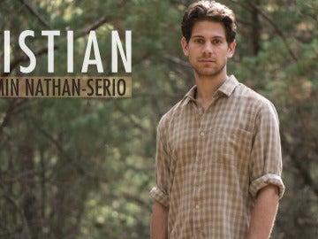 Benjamin Nathan-Serio es Cristian