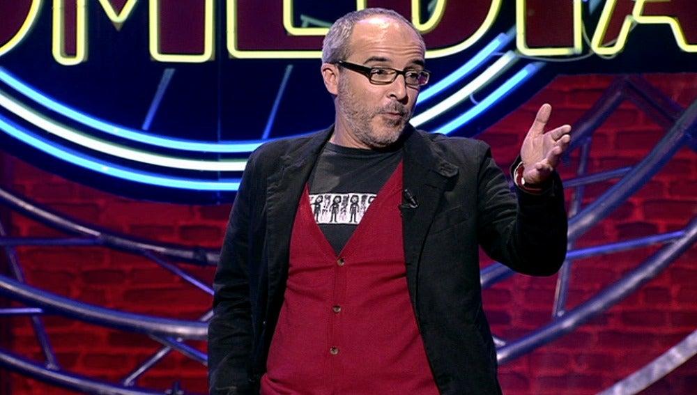 Fernando Guillén Cuervo en 'El Club de la Comedia'