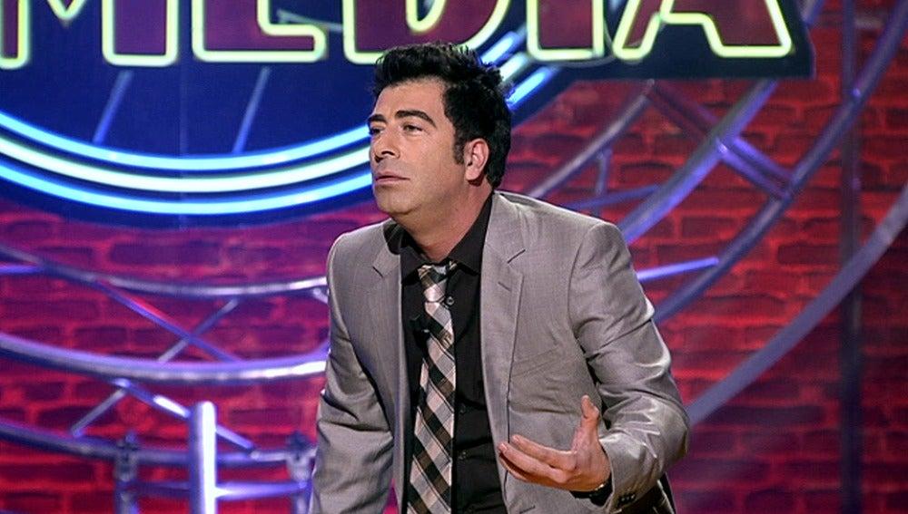 Agustín Jiménez en 'El Club de la Comedia'