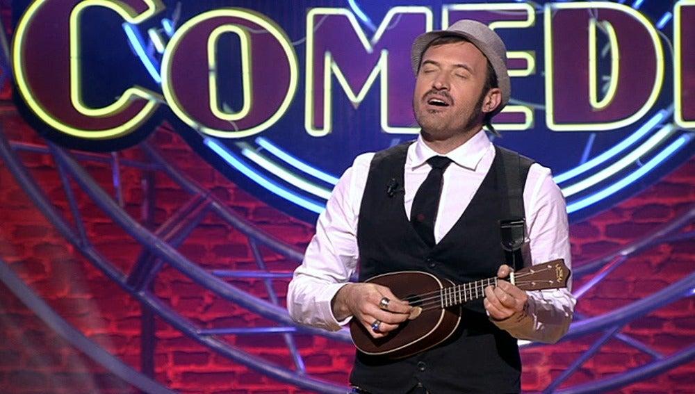 Alex O' Dogherty en 'El Club de la Comedia'