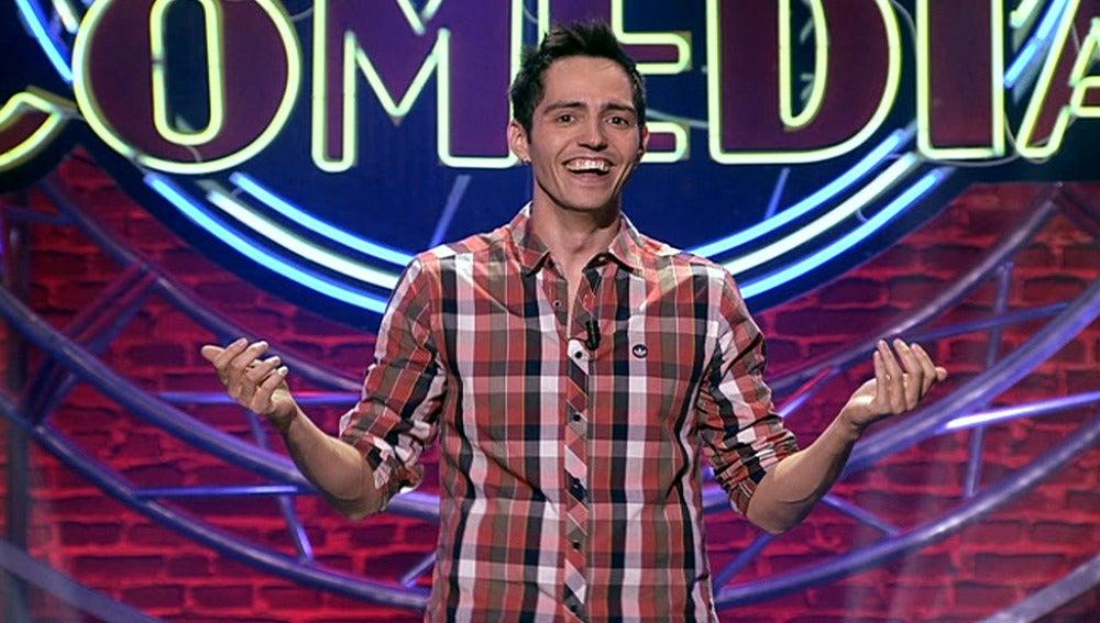 David Guapo en 'El Club de la Comedia'
