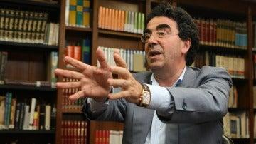 El arquitecto español Santiago Calatrava