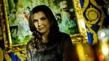 Maria Pia Calzone es Imma Savastano