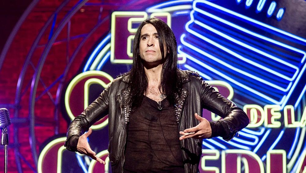 Mario Vaquerizo en 'El Club de la  Comedia'