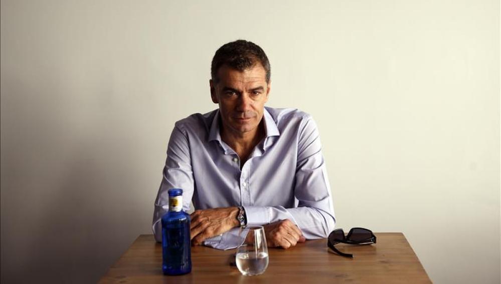 Toni Cantó concurrirá a las primarias de UPyD para la Generalitat Valenciana