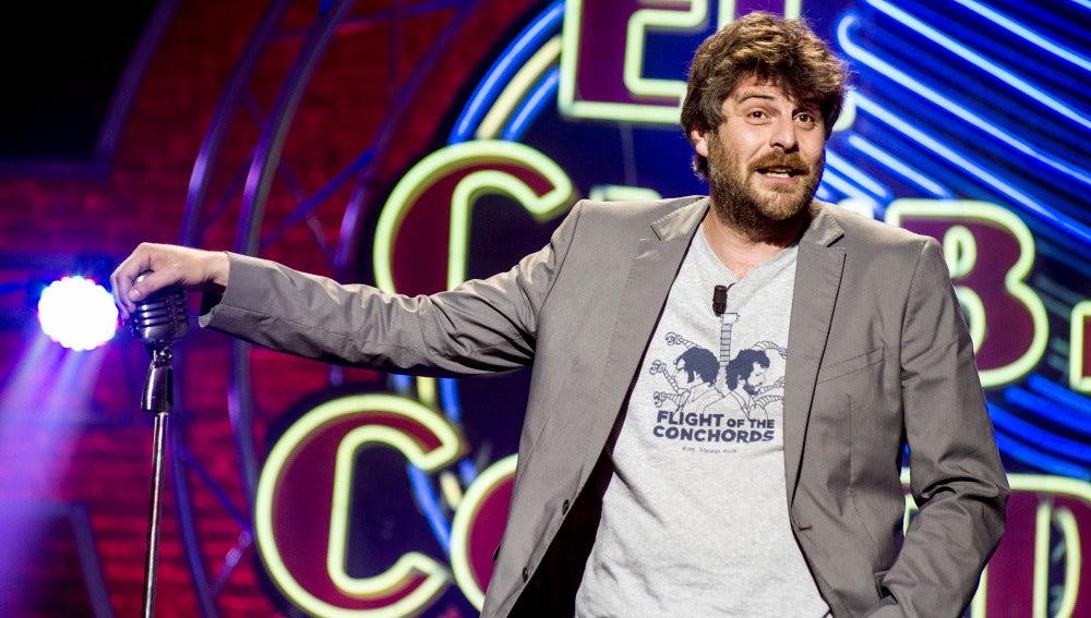 Raúl Cimas en 'El Club de la Comedia'