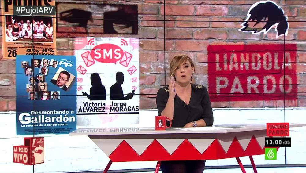 Cristina Pardo en Liándola Pardo