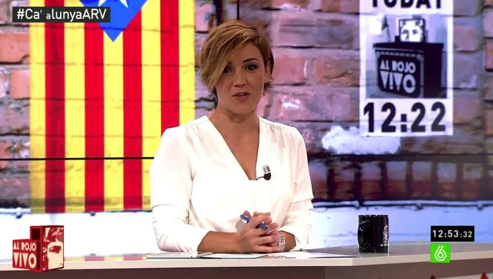 Cristina Pardo habla sobre García Margallo