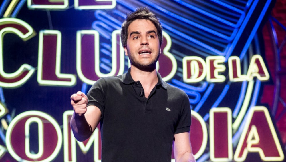 Ernesto Sevilla en 'El Club de la Comedia'