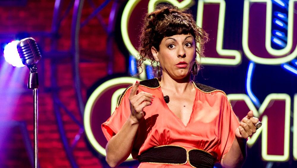 Cristina Medina en 'El Club de la Comedia'