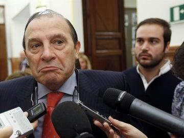 Vicente Martínez Pujalte, portavoz de Economía del PP