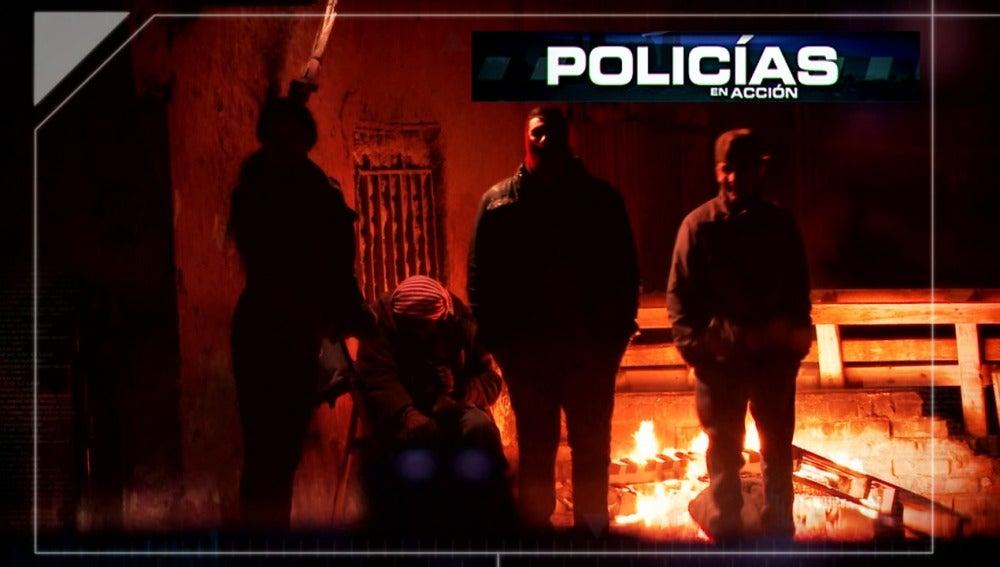 La Cañada, en 'Policías en acción'