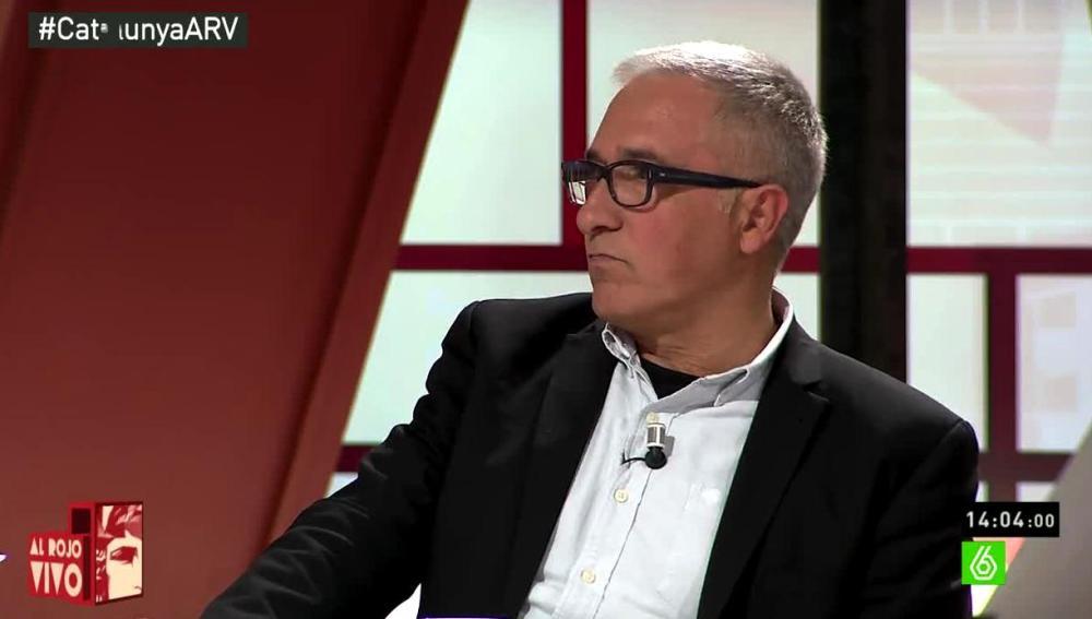 Xavier Sardá en ARV