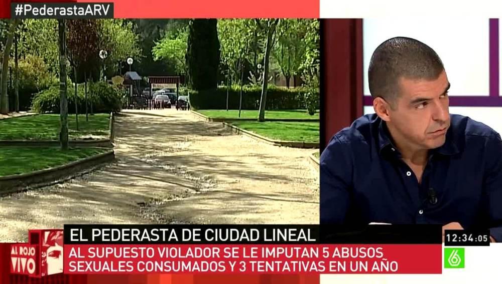 Manuel Marlasca en ARV