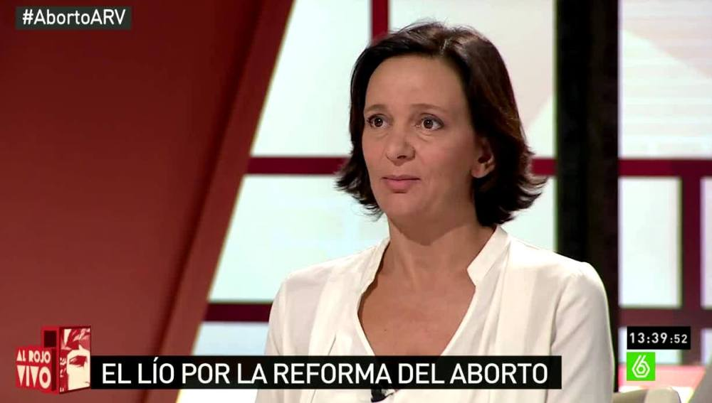 Carolina Bescansa en ARV