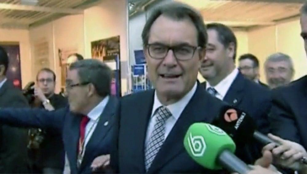 Artur Mas confirma que firmará el decreto de la consulta