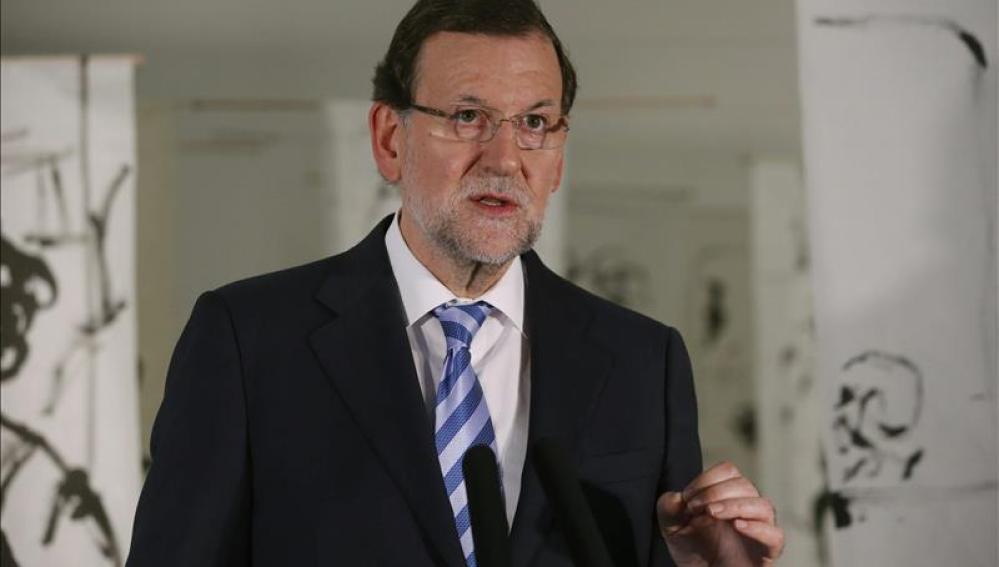 Rajoy cierra su viaje a China con una visita a la Gran Muralla
