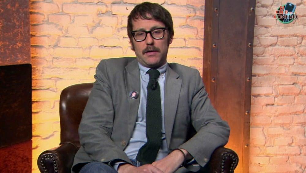 Joaquín Reyes, en 'El Club de la Comedia'