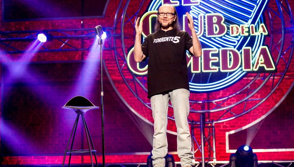 Santiago Segura en El Club de la Comedia