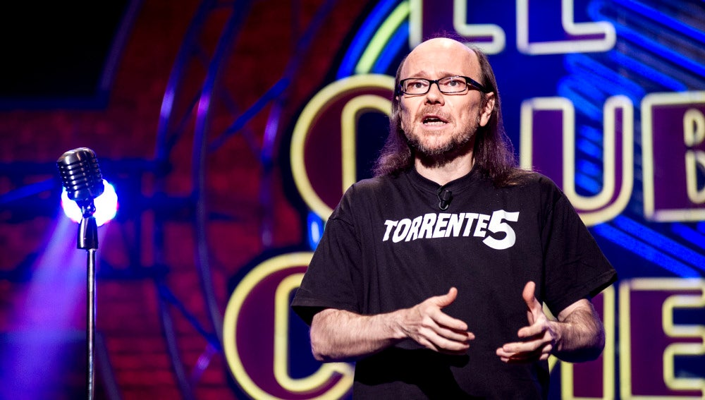 Monólogo de Santiago Segura
