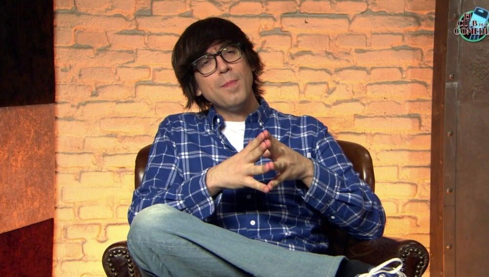 Luis Piedrahita, en 'El Club de la Comedia'