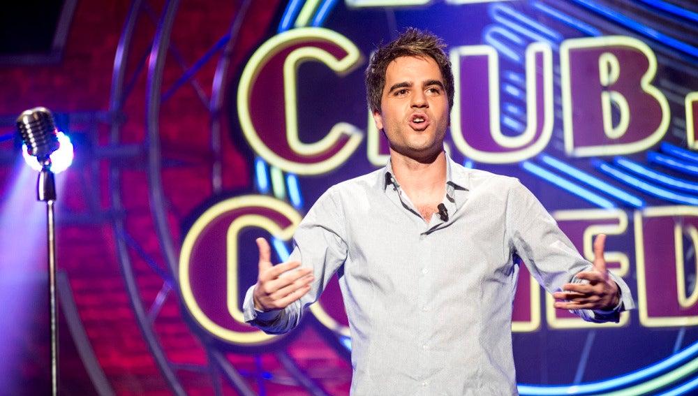 Ernesto Sevilla, en 'El Club de la Comedia'