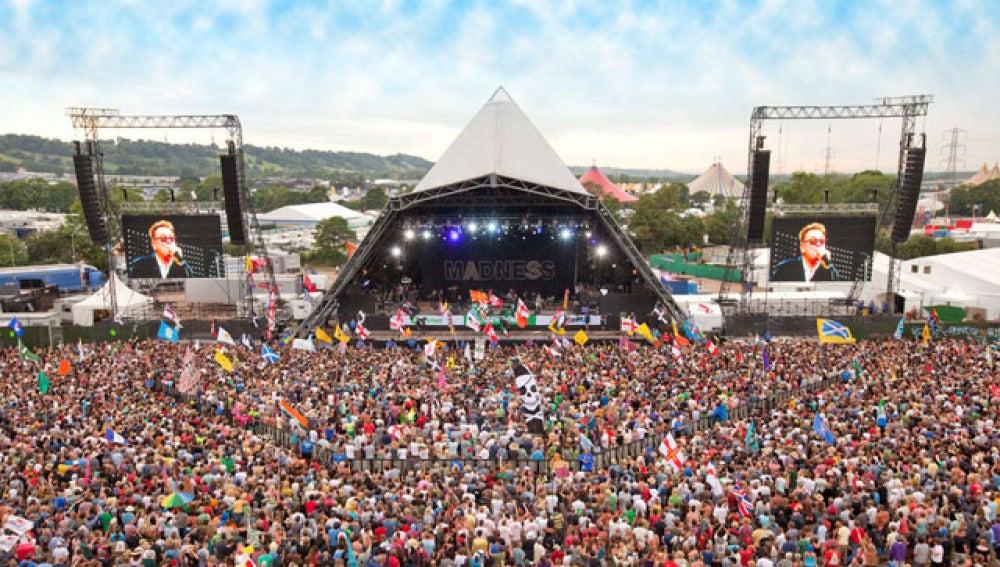 """Resultado de imagen de Festival Glastonbury."""""""
