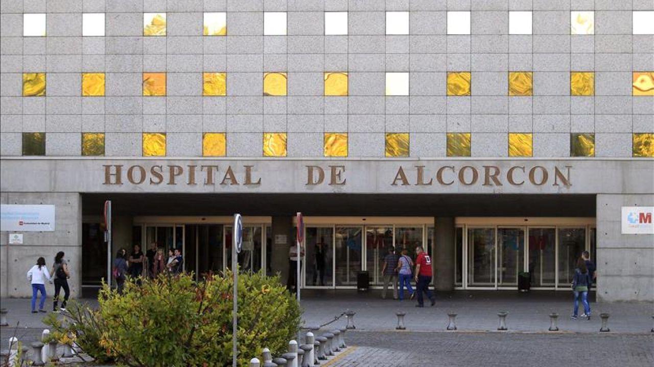 Imagen general del Hospital de Alcorcón