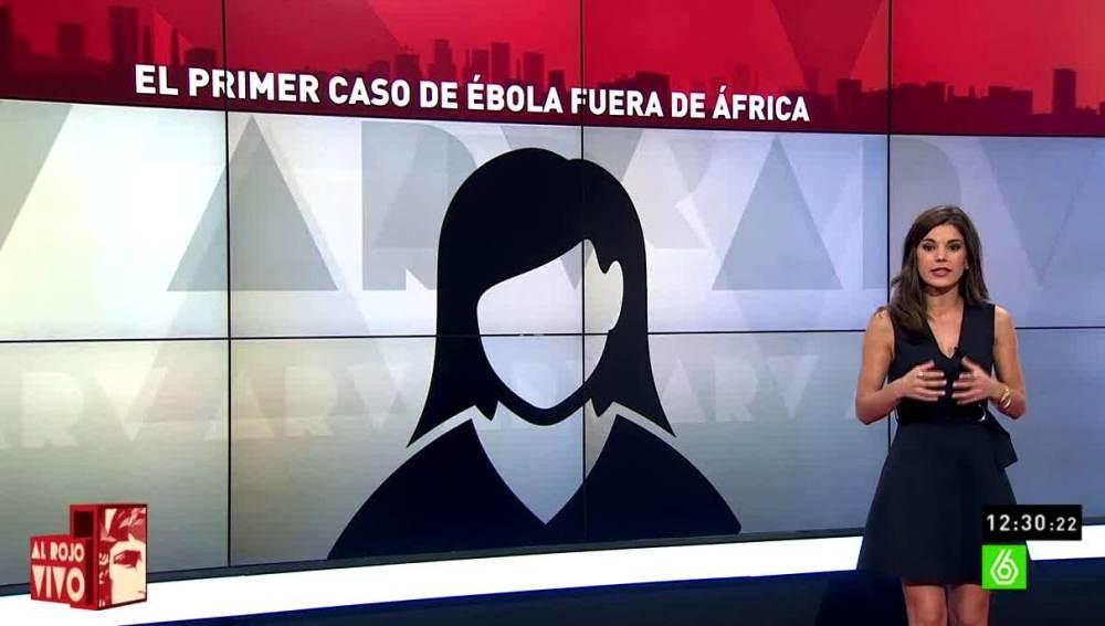 Lorena Baeza analiza quién es la paciente infectada