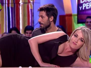Anna Simon y Hugo Silva