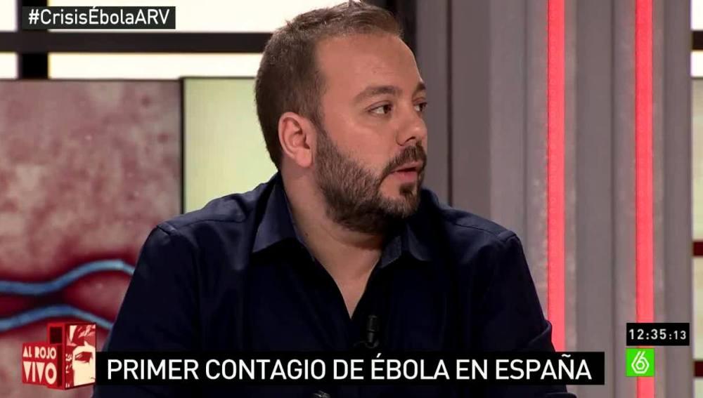 Antonio Maestre en ARV