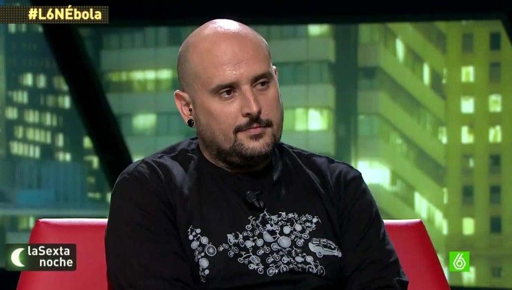 José Ramón Romero en laSexta Noche