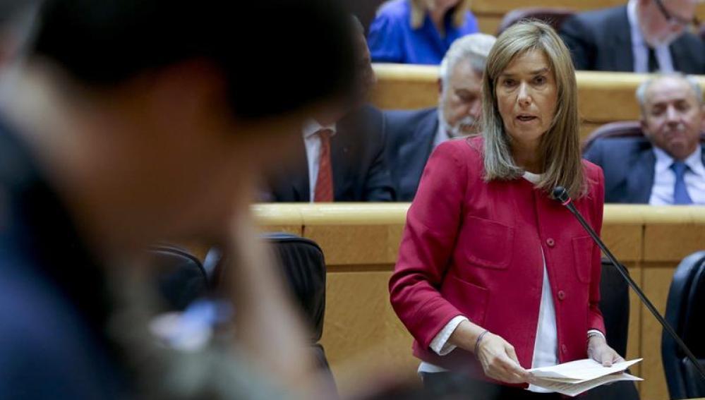 Ana Mato en el Senado