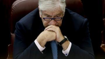 Javier Rodríguez, consejero de Sanidad de Madrid