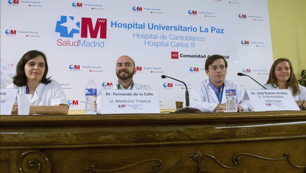 Doctores del Hospital Carlos III