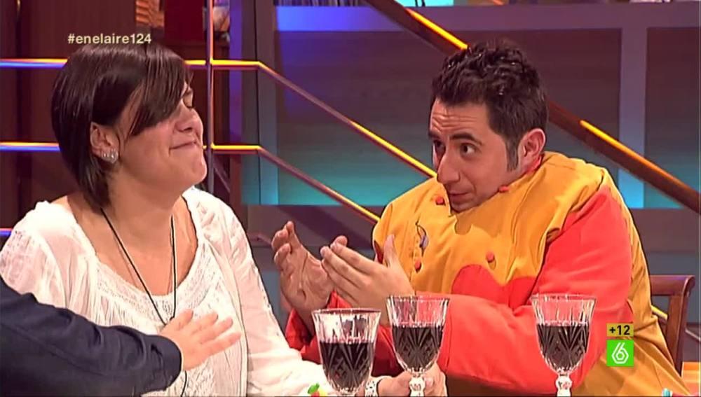 Berto Chicote aconseja a Irene