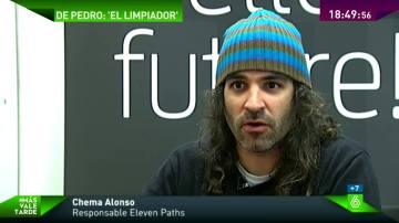 Chema Alonso en MVT