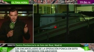 Javier Fuente en Soto del Real