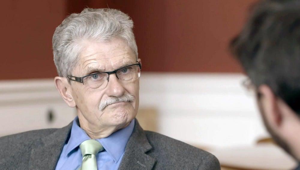 Mogens Lykketoft, presidente del Parlamento danés