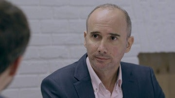 Ramón Piñeiro y jordi Évole en Salvados
